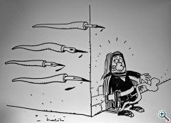 08 Halilil Incesu Karikatur fr Charlie Hebdo